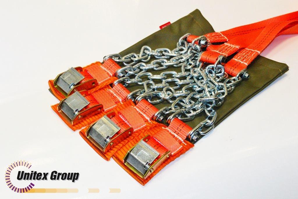 Комплект браслетов противоскольжения Secura 4WD R15-R21 4шт