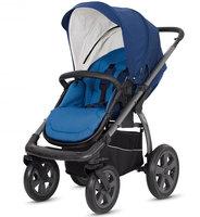 Коляска Детская прогулочная коляска X-Lander X-Move Night Blue