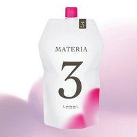 Lebel New Materia OXY 3% - Оксидант для красителя 1000 мл