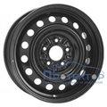 KFZ 9228 Black 6.5x16/5x114.3 D67 ET46 - фото 1