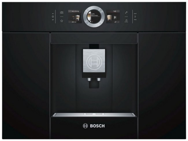 Встраиваемая кофемашина Bosch CTL 636 EB1