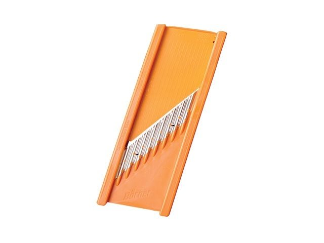 Овощерезка вафельная BORNER Classik, оранжевая