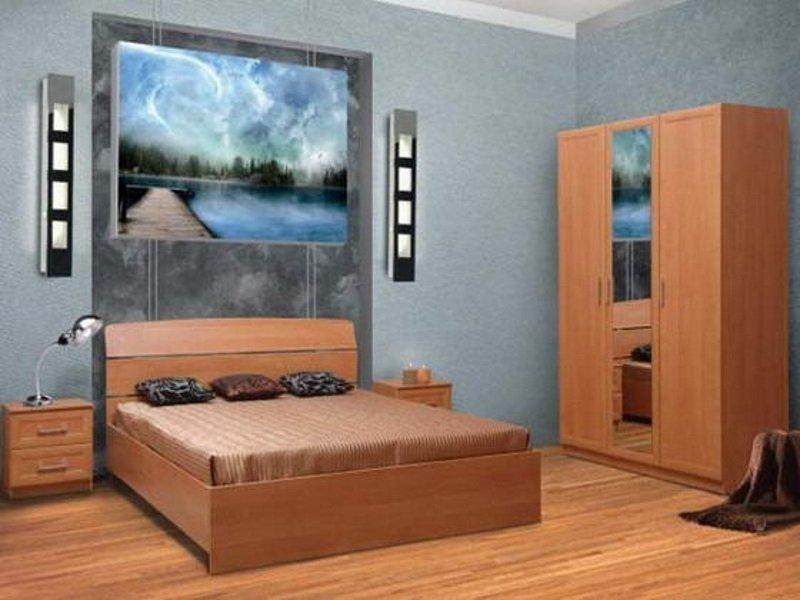 Спальня фабрики Стиль София-5