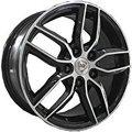 NZ Wheels SH656 6x15 5x112 ET 47 Dia 57.1 BKF - фото 1