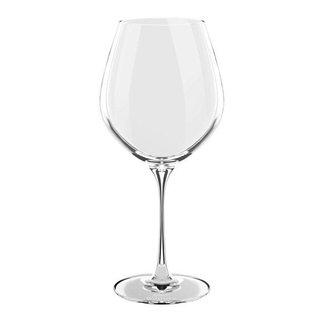 набор бокалов wilmax кристаллайн 2шт. 800мл вино хруст. стекло