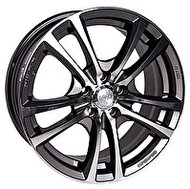 Racing Wheels H-346 6.5x15 4x114.3 ET 40 Dia 67.1 DB F/P - фото 1
