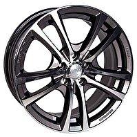 1. Racing Wheels H-346 7x17 5x112 ET 45 Dia 66.6 HS HP