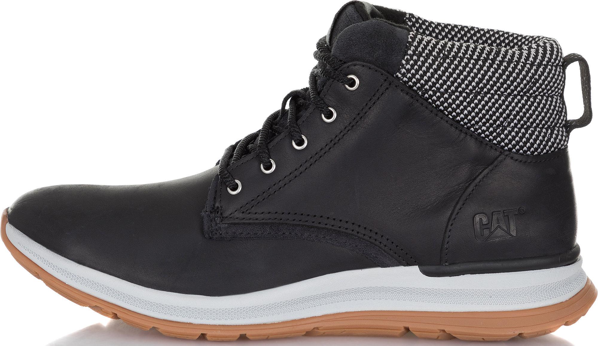 a1dee031 Ботинки CATERPILLAR 310694 STARSTRUCK FLEECE женские, цвет черный, рус.  размер 40