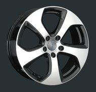 Диски Replay Replica VW VV150 6.5x16 5x112 ET33 ЦО57.1 цвет BKF - фото 1