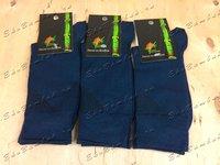 Носки мужские из бамбука синие 5 пар размер 39-41 (25)