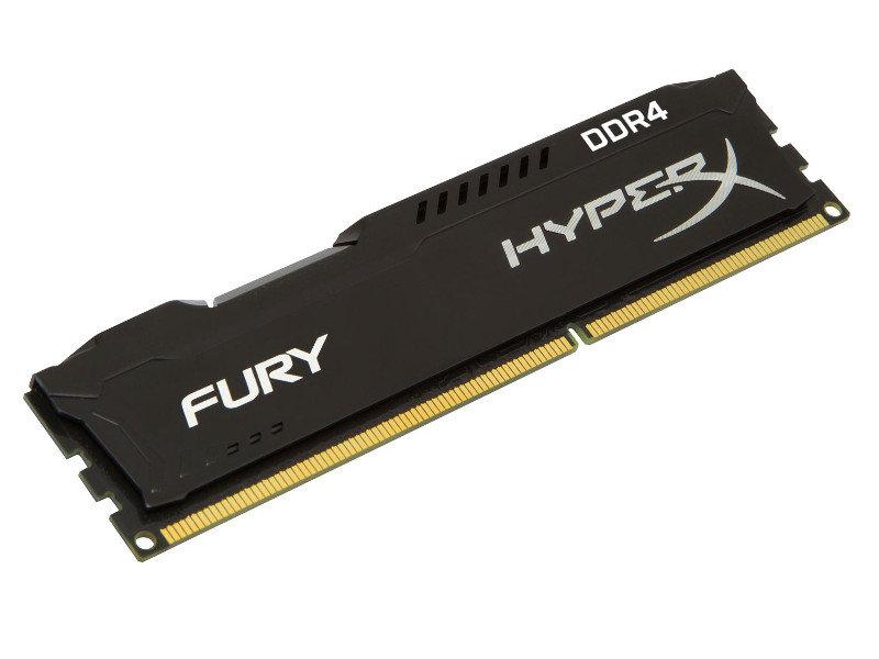 Модуль памяти Kingston HyperX DDR4 DIMM 2133MHz PC4-17000 CL14 - 4Gb HX421C14FB/4