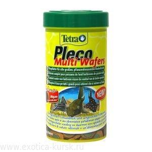 Tetra Pleco Multi Wafer корм для сомиков, 250мл