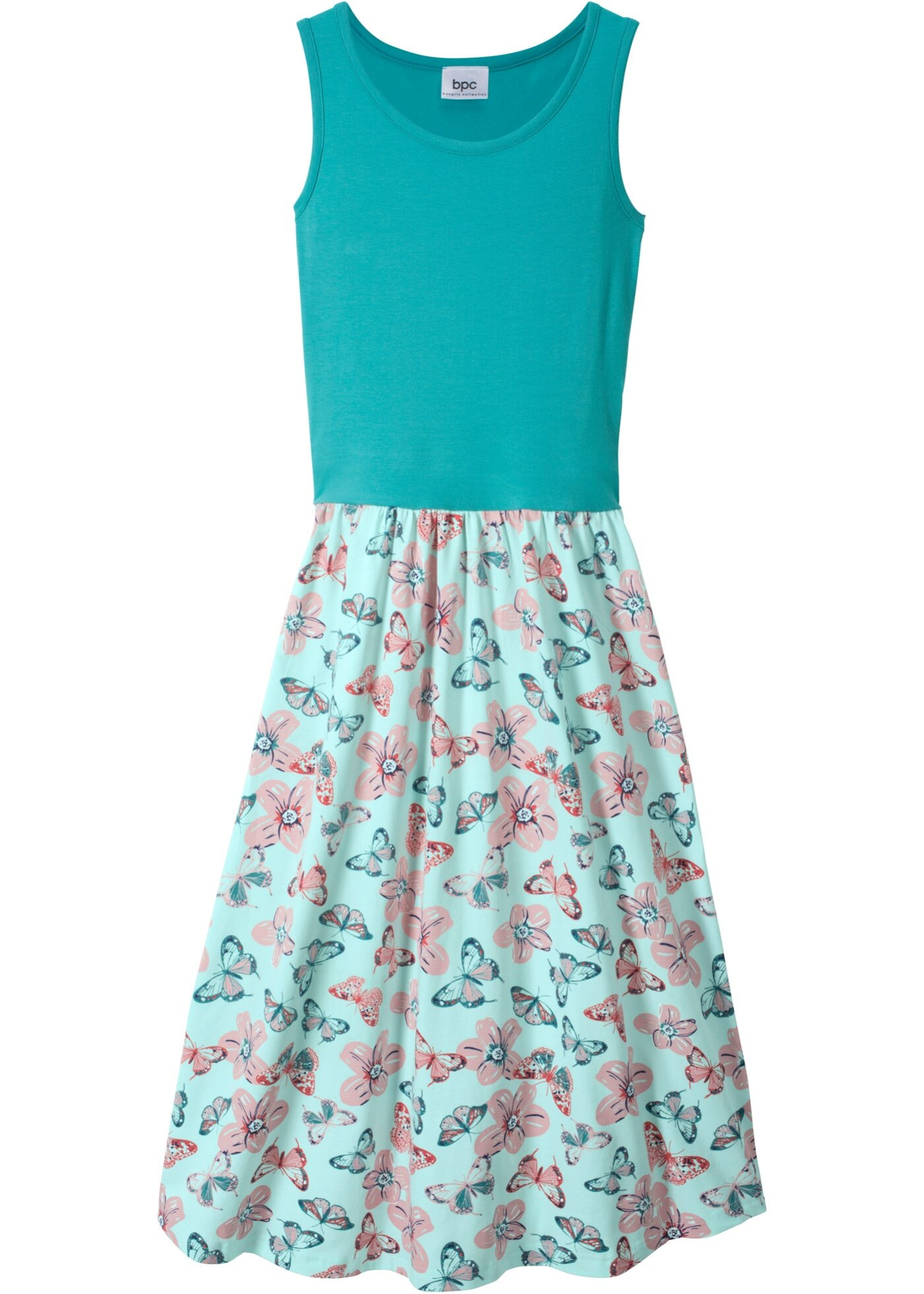 bonprix Платье летнее для девочек