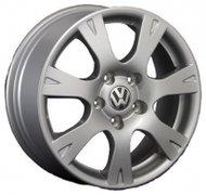 Диски Replica VW14 6,5x16 5x112 D57.1 ET50 цвет S (серебро) - фото 1
