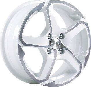 Литой диск Скад Аллигатор 6x15 5x114.3 ET38.0 D67.1 Алмаз белый
