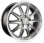 Racing Wheels H-105 6x14 5x100 ET 38 Dia 67.1 HP/HS - фото 1