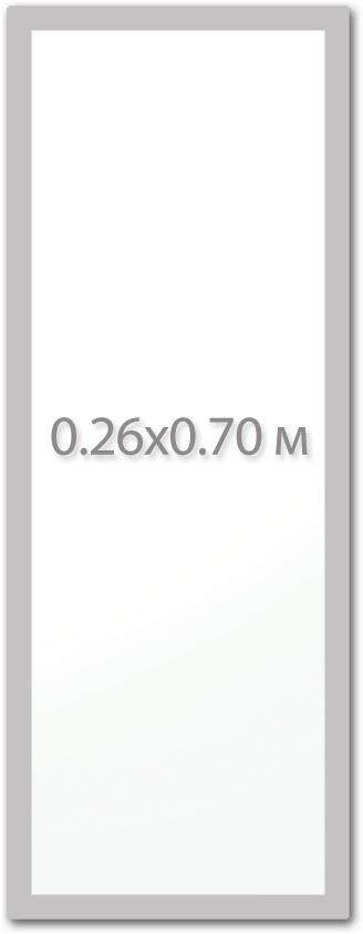 Магнитная доска 0.26х0.7 м.,  Стандарт  ИП Севостьянов Магнитная доска 0.26х0.7 м.,  Стандарт 