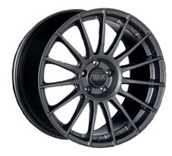 Колесные диски OZ Racing SUPERTURISMO LM Matt Race Silver Black Le 8x18 5x112 ET48 d75 - фото 1