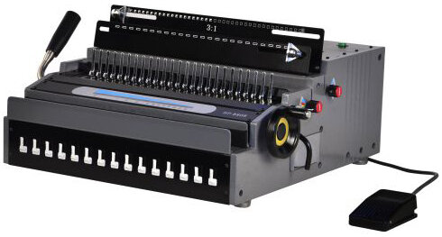 Комбинированный переплетчик HP8808
