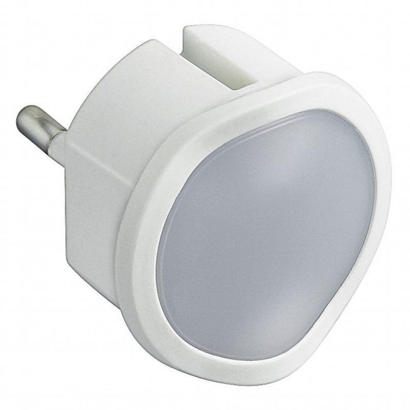 Ночник со светорегулятором, белый - Legrand (арт. 050676)