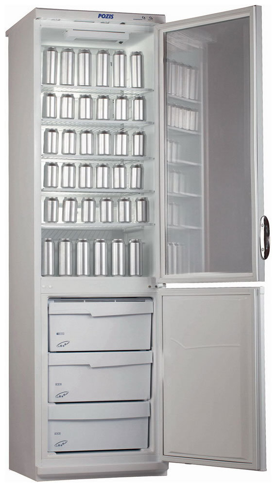 Холодильная витрина Позис RD-164 белый