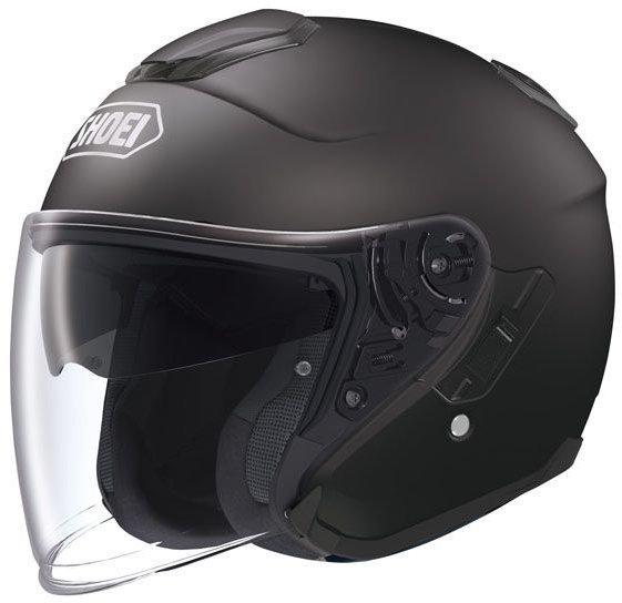 Шлем Shoei J-CRUISE Черный мат. S