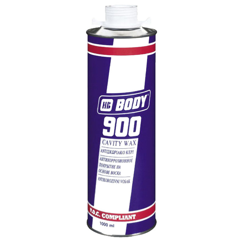 Антикоррозийное покрытие BODY 900 (бесцветный) антикор для UBS краскопульта, уп. 1 л