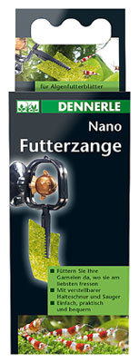 Держатель для водорослевых листков Dennerle Nano Futterzange