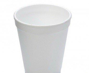 Набор стаканов одноразовых для холодных/горячих напитков, полупрозрачные (6 штук по 250 мл)