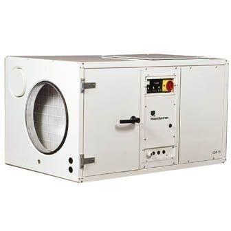 Промышленный осушитель воздуха Dantherm cdp 165
