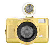 Фотокамера LOMOGRAPHY Fisheye2 -Gold