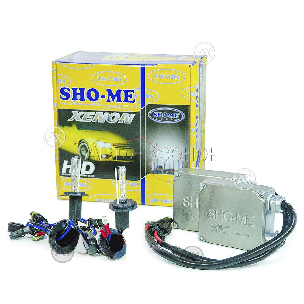 Ксенон Sho-Me H7 (6000K)
