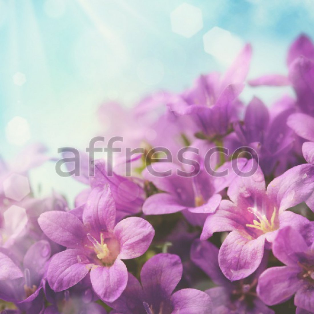 Фреска Affresco Цветы сирени арт. F7218