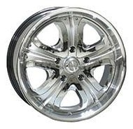 Racing Wheels H-382 8.5x20 5x120 ET 45 Dia 74.1 D/P - фото 1