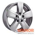 Диски NW Replica Opel R472 6.5x16 5x115 ET41 ЦО70.1 цвет S - фото 1