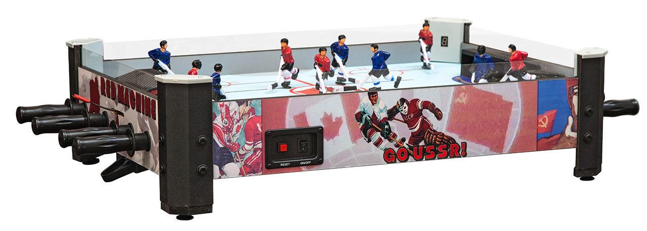 Настольный хоккей «Red Machine»