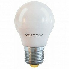 Лампа Voltega E27 G45 7Вт 2800K