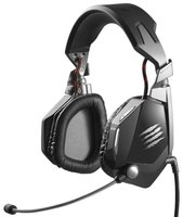 Гарнитура Mad Catz Cyborg F.R.E.Q. 5 Stereo Headset Mylar /PET 50mm - фото 1