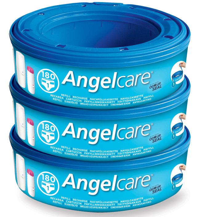 Кассеты для накопителя Кассета для накопителя AngelCare (3шт.)