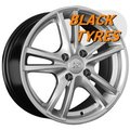 Диск колесный LS Wheels NG236 6.5x15/4x114.3 D73.1 ET38 HP - фото 1