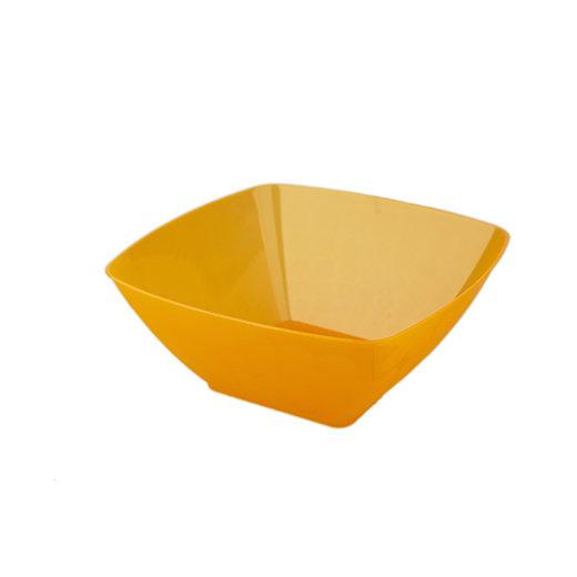Салатник «нуво» 3,5 л. квадратный Полимербыт 345