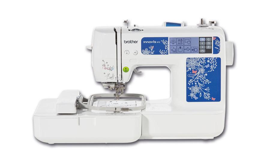 Швейная машина BROTHER Innov-is NV-97E белый