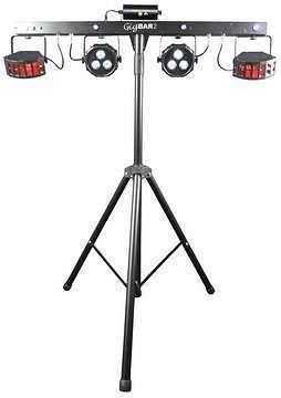 CHAUVET-DJ Gig Bar 2 универсальный мобильный комплект светового оборудования