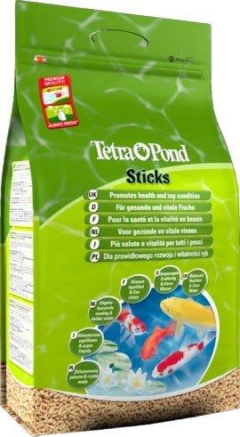 "Корм ""Tetra Pond Sticks"" для прудовых рыб (палочки), 50 л"