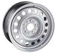 Диски Trebl X40031 7x16 4x108 ET37,5 ЦО63.3 цвет Silver - фото 1