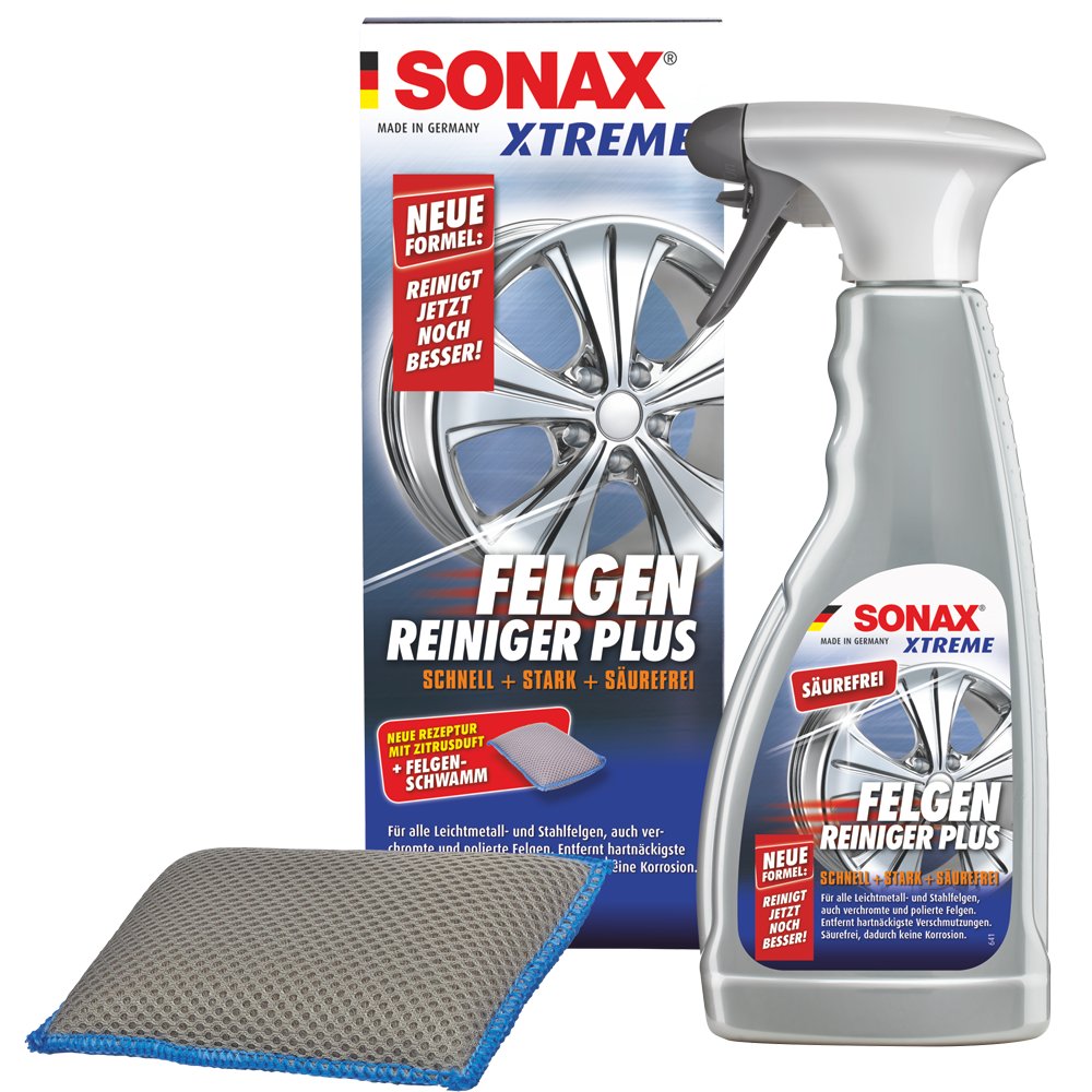 Очиститель дисков Xtreme, 0,5 л, 230200, Sonax