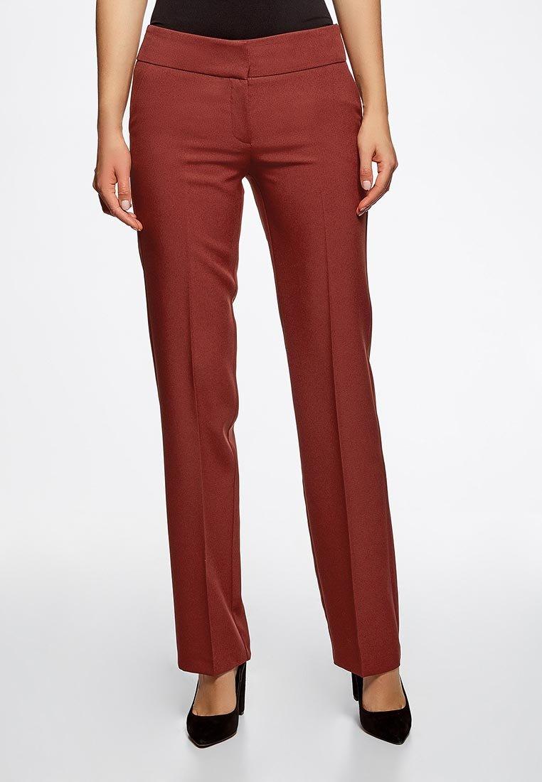 брюки прямые женские купить