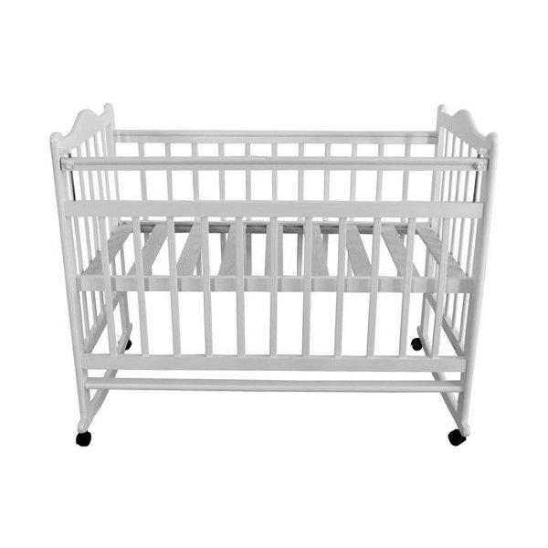 Кровать-качалка BRICIOLA цвет: белый