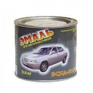 ЭСКА-5104 Эмаль графит, уп. 0,4 кг