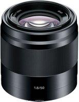 Sony 50mm F/1.8, Black объектив для Nex